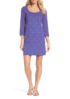 Lilly Pulitzer® Merrit Beaded T-Shirt Dress