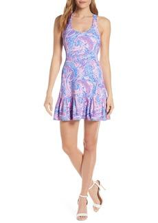 Lilly Pulitzer® Meryl UPF 50+ Ace Tennis Dress & Shorts Set
