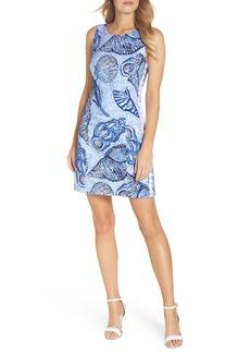 Lilly Pulitzer® Mila Sleeveless Sheath Dress