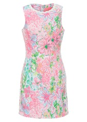 Lilly Pulitzer® Mila Sleeveless Stretch Sheath Dress