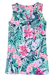 Lilly Pulitzer® Mini Essie Shift Dress (Toddler Girls, Little Girls & Big Girls)