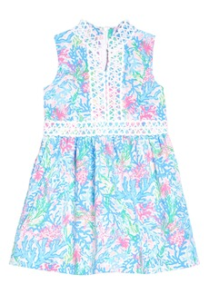Lilly Pulitzer® Mini Franci Dress (Toddler, Little Girl & Big Girl)