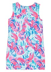 c73b8180f05620 ... Lilly Pulitzer® Mini Harper Shift Dress (Toddler Girls, Little Girls &  Big Girls