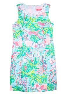 Lilly Pulitzer® Mini Mila Shift Dress (Little Girls & Big Girls)