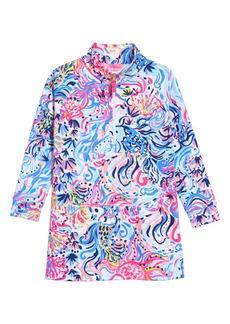 Lilly Pulitzer® Mini Skipper Shift Dress (Toddler Girls, Little Girls & Big Girls)
