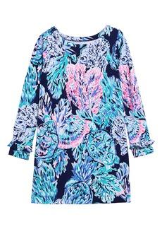 Lilly Pulitzer® Mini Sophie Ruffle UPF 50+ Dress (Toddler Girls, Little Girls & Big Girls)
