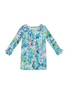 Lilly Pulitzer Mini Sophie UPF 50+ Ruffle Dress  Size XS-XL