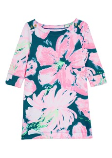 Lilly Pulitzer® Mini Sophie UPF50+ Shift Dress (Toddler Girls, Little Girls & Big Girls)