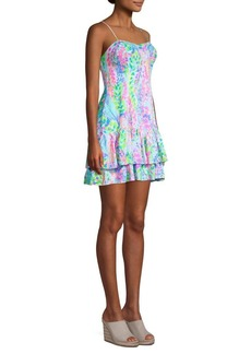 Lilly Pulitzer Morgana Printed Tiered Dress