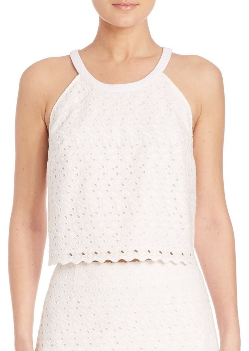 Lilly Pulitzer Nadine Cropped Top