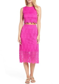 Lilly Pulitzer® Naomi Two-Piece Lace Dress