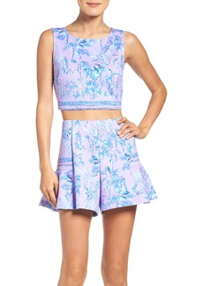 Lilly Pulitzer® Neri Crop Top & Shorts
