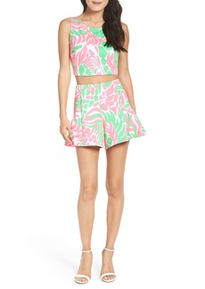 Lilly Pulitzer® Neri Crop Top & Shorts Set