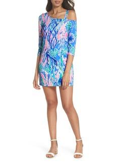 Lilly Pulitzer® One-Shoulder Minidress