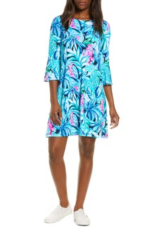 Lilly Pulitzer® Ophelia Floral A-Line Dress