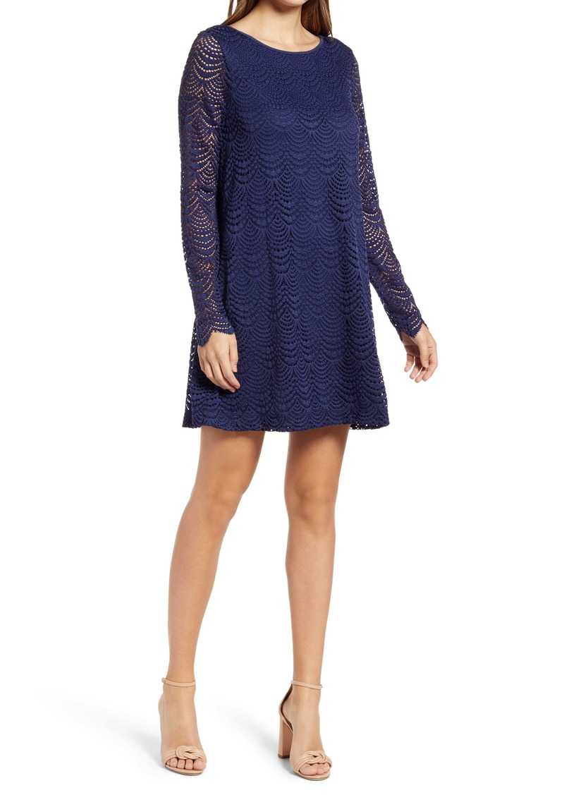 Lilly Pulitzer® Ophelia Lace Long Sleeve Dress