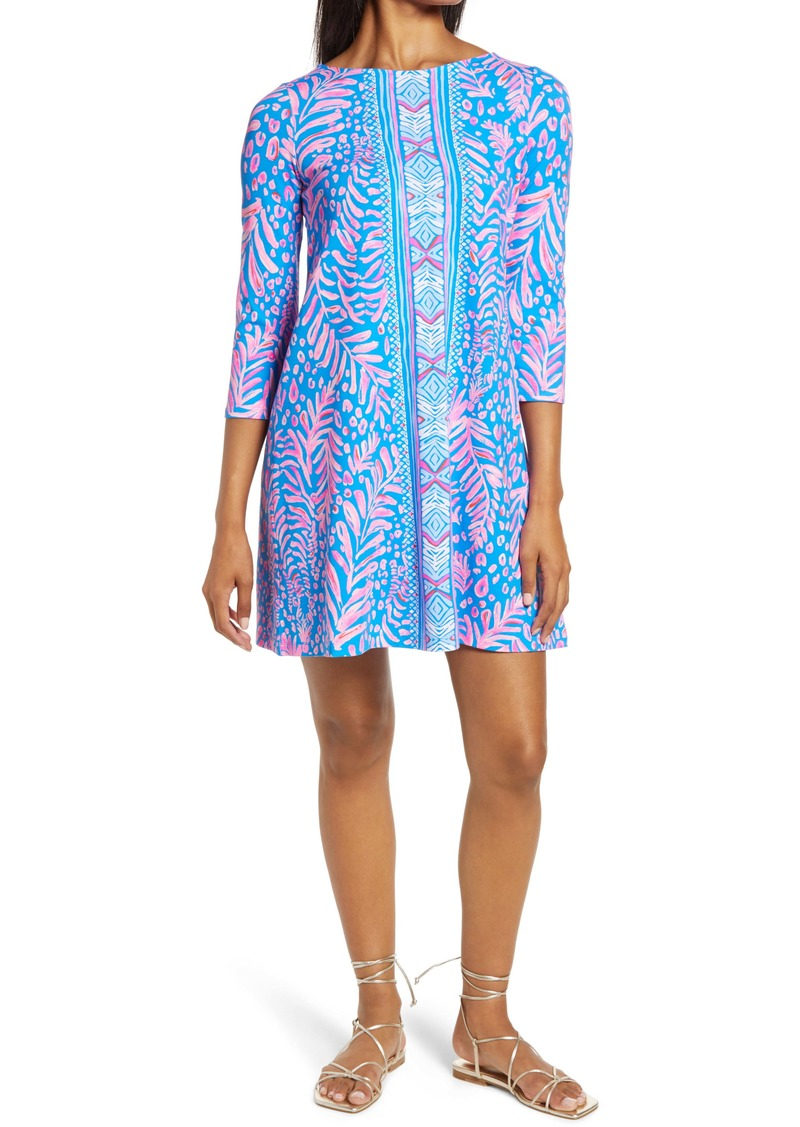 Lilly Pulitzer® Ophelia Long Sleeve Swing Dress