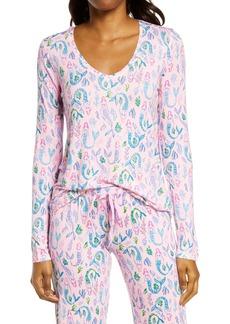 Lilly Pulitzer® Pajama Top