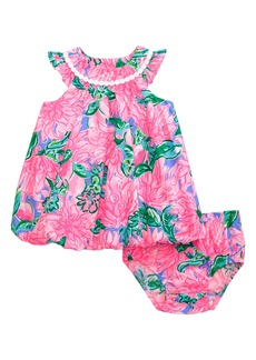 Lilly Pulitzer® Paloma Bubble Dress (Baby)