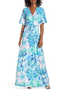 aa97d07565c Lilly Pulitzer Lilly Pulitzer Nigella Maxi Dress