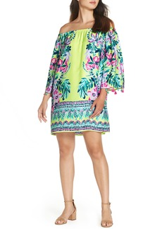 Lilly Pulitzer® Payge Off the Shoulder Dress