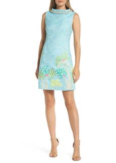 Lilly Pulitzer® Portia Tweed Sheath Dress