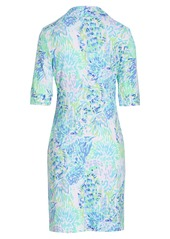 Lilly Pulitzer® Quincey UPF 50+ Shift Dress
