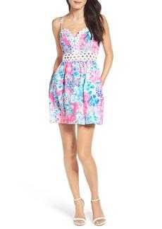 Lilly Pulitzer® Rika Fit & Flare Dress