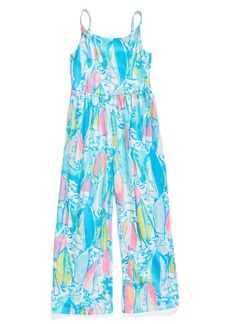 Lilly Pulitzer® Rosina Jumpsuit (Toddler Girls, Little Girls & Big Girls)