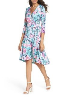 Lilly Pulitzer® Rozaline Wrap Dress