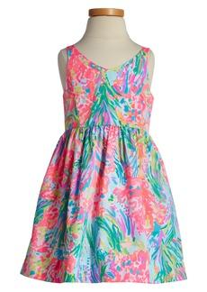 Lilly Pulitzer® Rue Fit & Flare Dress (Toddler Girls, Little Girls & Big Girls)