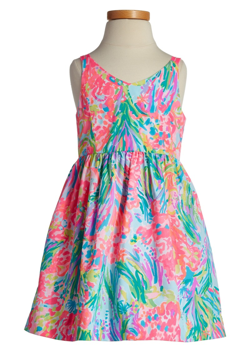 e438afb0fb35 Lilly Pulitzer Lilly Pulitzer® Rue Fit   Flare Dress (Toddler Girls ...