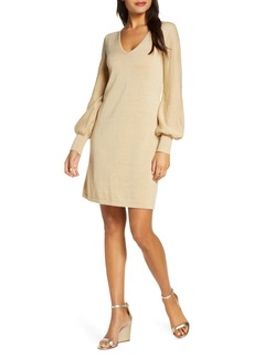 Lilly Pulitzer® Sariya Long Sleeve Sweater Dress