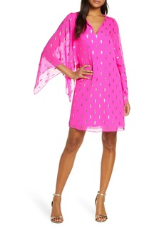 Lilly Pulitzer® Shalyn Silk Fil Coupé Caftan