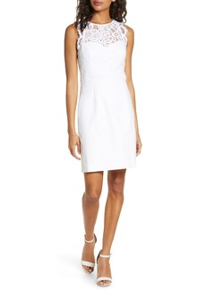 Lilly Pulitzer® Sharice Lace Sheath Dress