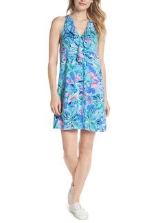 Lilly Pulitzer® Shay Ruffle Halter Dress