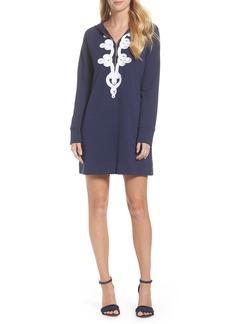 Lilly Pulitzer® Skipper UPF 50+ Hooded Shift Dress