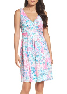Lilly Pulitzer® Sloane Fit & Flare Dress