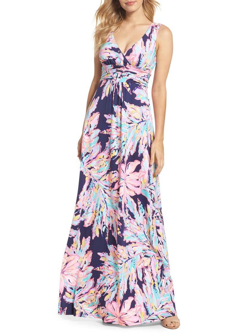 Lilly Pulitzer Lilly Pulitzer Sloane Maxi Dress Dresses