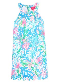 Lilly Pulitzer® Sophelia Shift Dress (Big Girl)