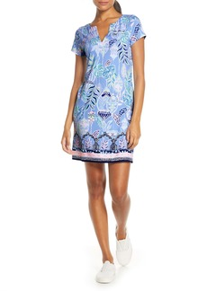 Lilly Pulitzer® Sophiletta UPF 50+ Shift Minidress