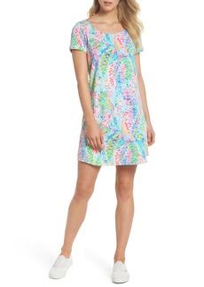 Lilly Pulitzer® Tammy UPF 50+ Print Shift Dress