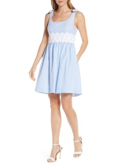 Lilly Pulitzer® Tessa Sleeveless Fit & Flare Dress