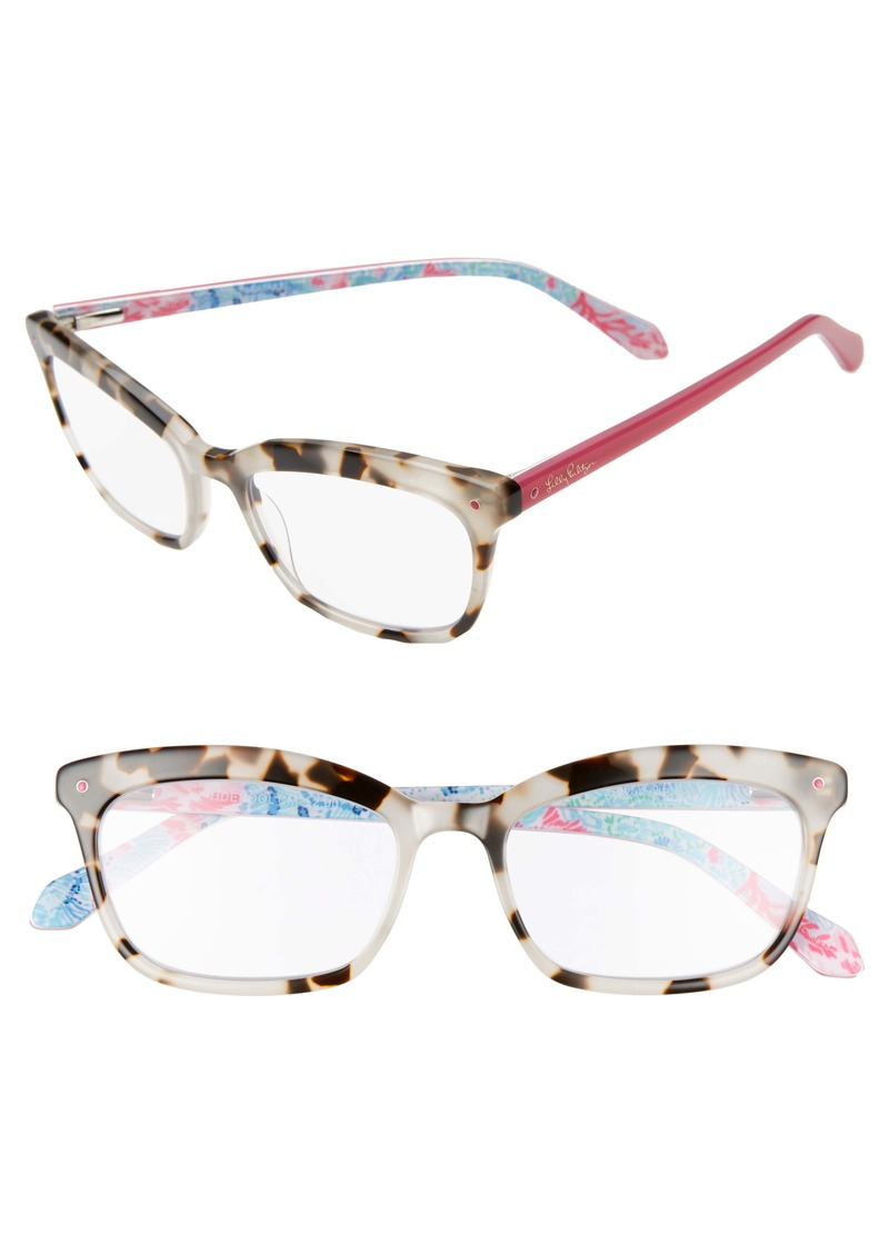 Lilly Pulitzer® Tidepool 52mm Reading Glasses