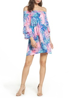 Lilly Pulitzer® Tobyn Off the Shoulder Dress