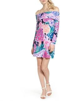 Lilly Pulitzer® Trisha Off the Shoulder Dress