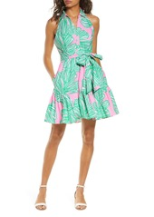 Lilly Pulitzer® Trisha Stretch Shirtdress