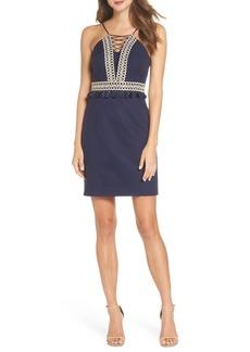 Lilly Pulitzer® Trista Halter Sheath Dress