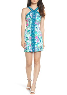 Lilly Pulitzer® Vena Stretch Sheath Dress