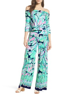 Lilly Pulitzer® Weslee Floral Jumpsuit